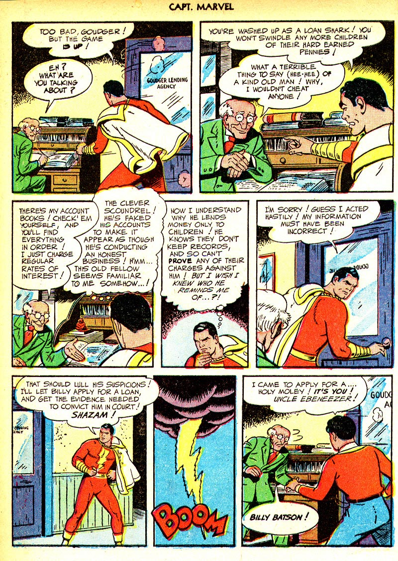 Captain Marvel Adventures issue 88 - Page 22