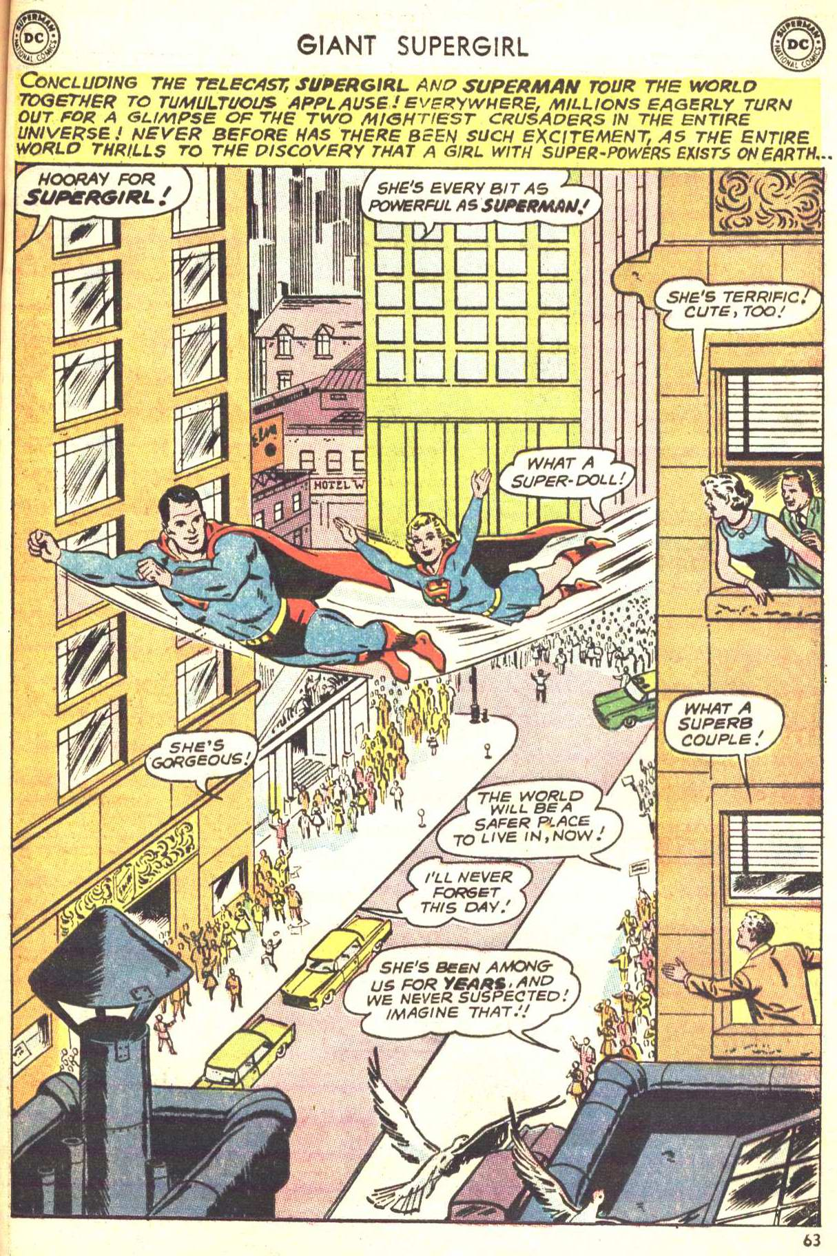 Read online Action Comics (1938) comic -  Issue #360 - 62