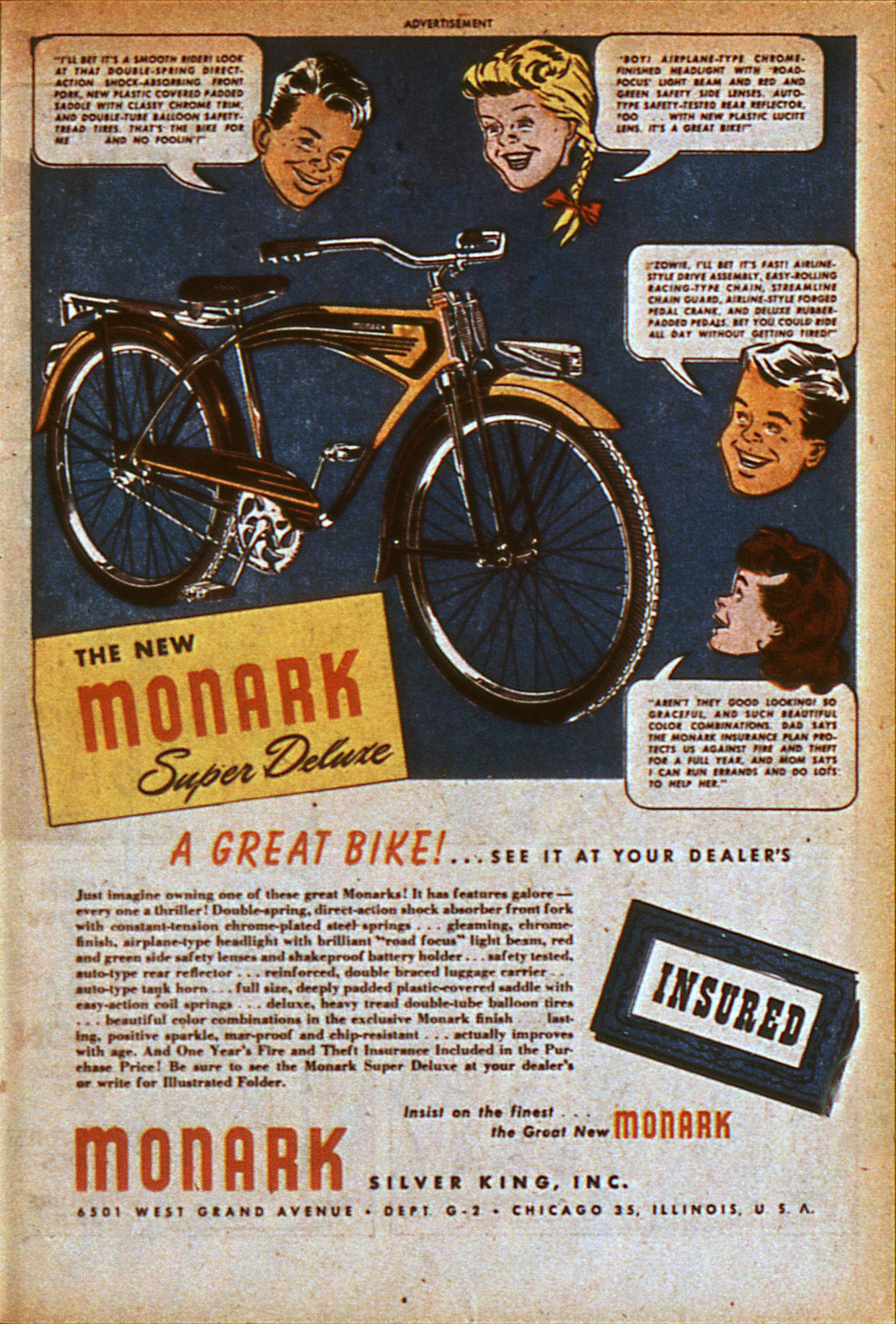Read online Adventure Comics (1938) comic -  Issue #116 - 22