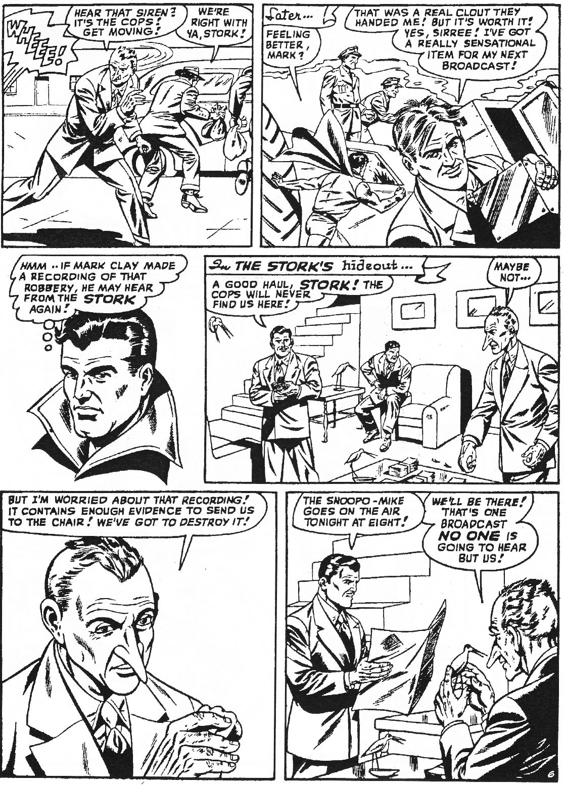 Read online Men of Mystery Comics comic -  Issue #84 - 157