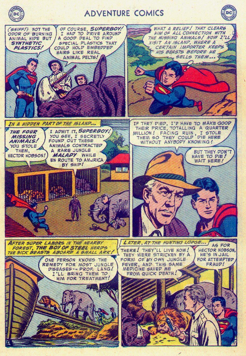 Read online Adventure Comics (1938) comic -  Issue #201 - 13