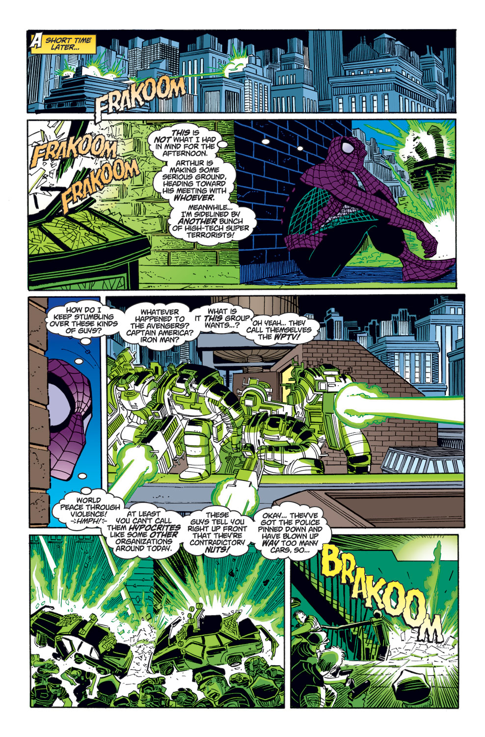 The Amazing Spider-Man (1999) 22 Page 11