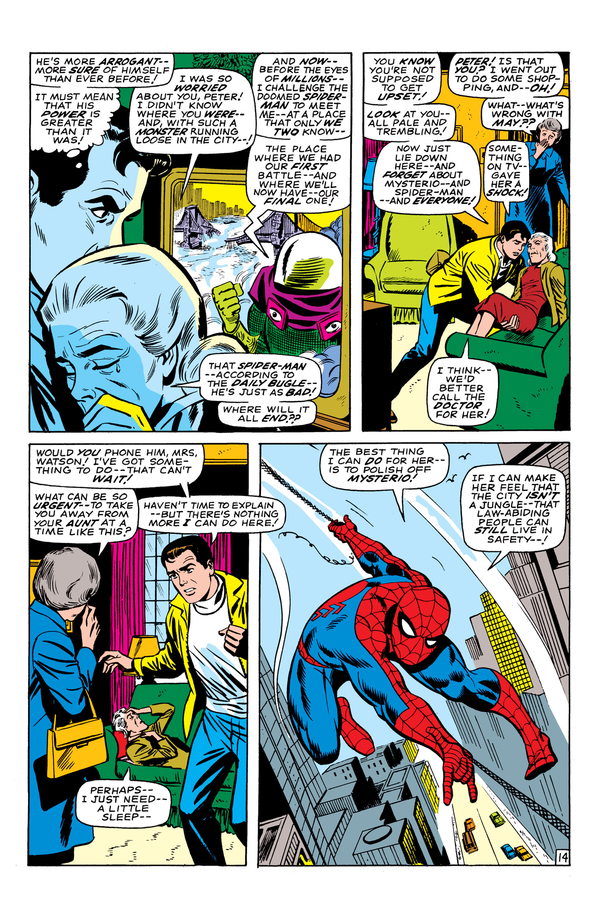 The Amazing Spider-Man (1963) 66 Page 14