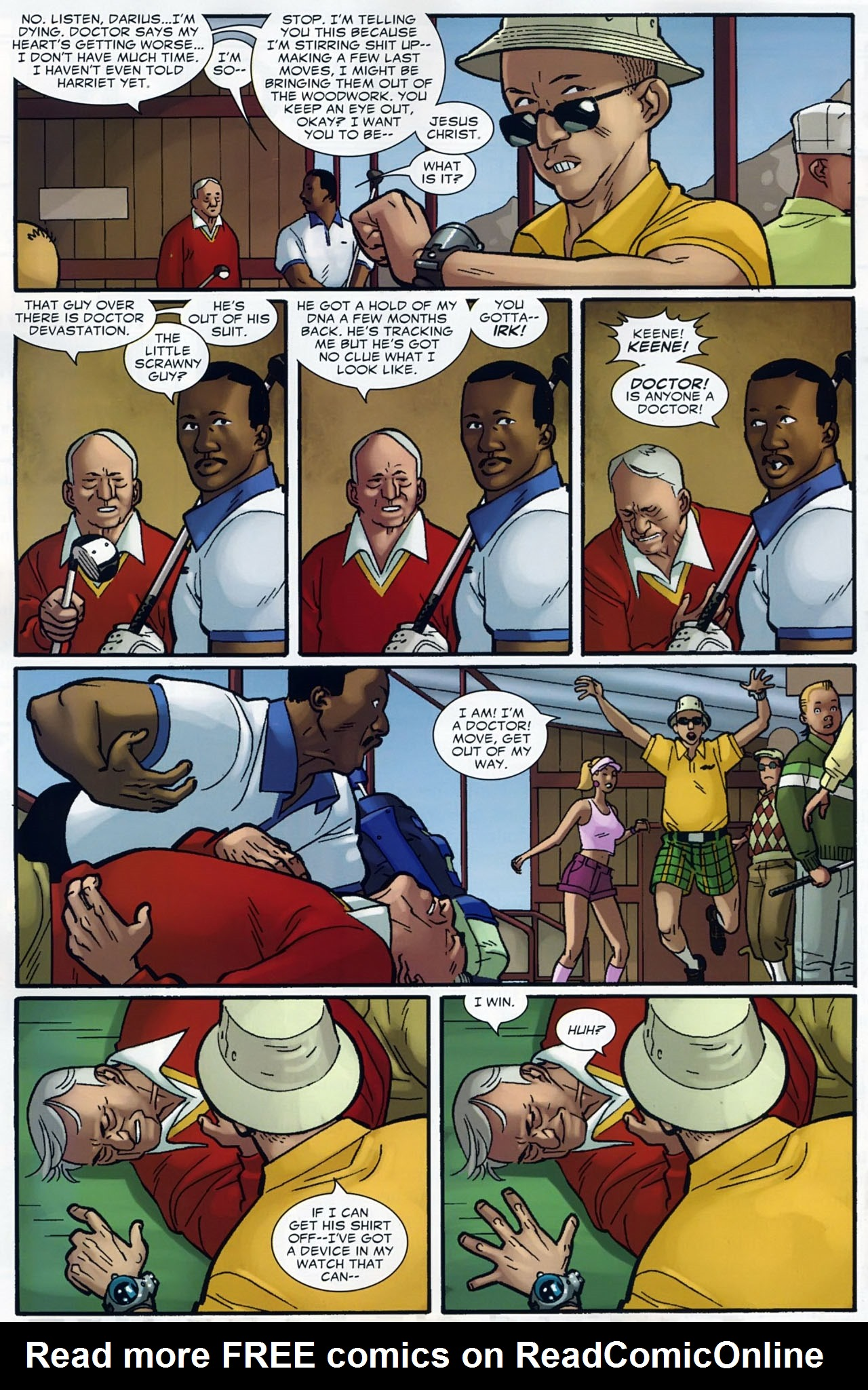 Read online Destroyer comic -  Issue #2 - 9