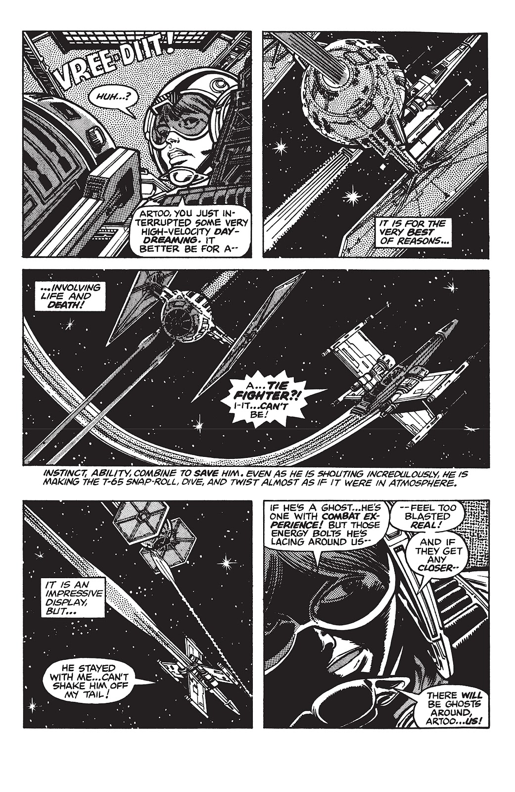 Read online Star Wars Legends: The Original Marvel Years - Epic Collection comic -  Issue # TPB 2 (Part 4) - 43
