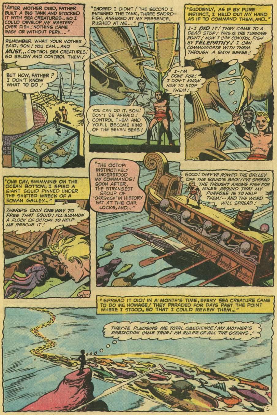 Read online Aquaman (1962) comic -  Issue #48 - 29