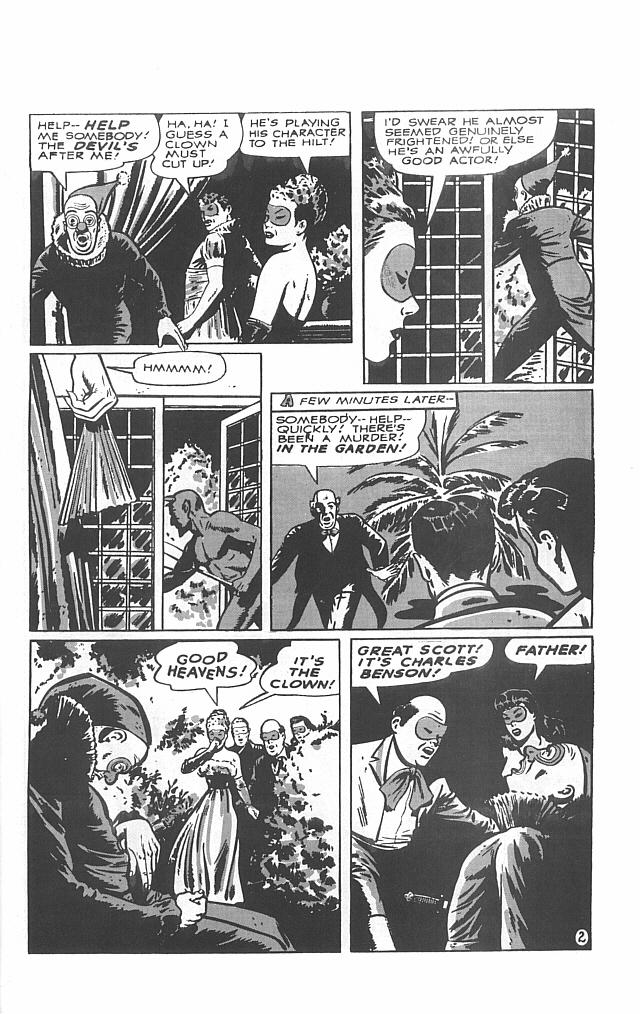 Read online Men of Mystery Comics comic -  Issue #28 - 33