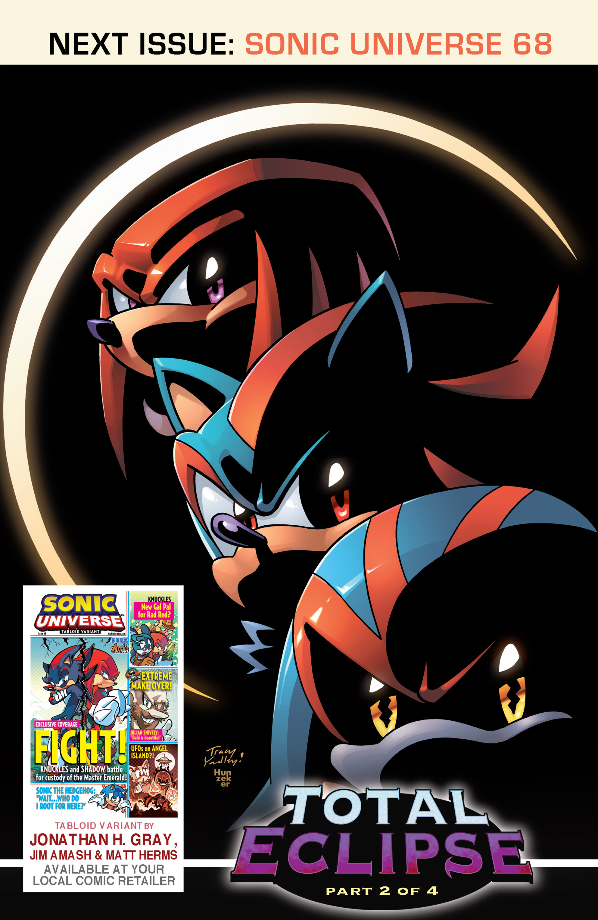Read online Sonic Universe comic -  Issue #67 - 22