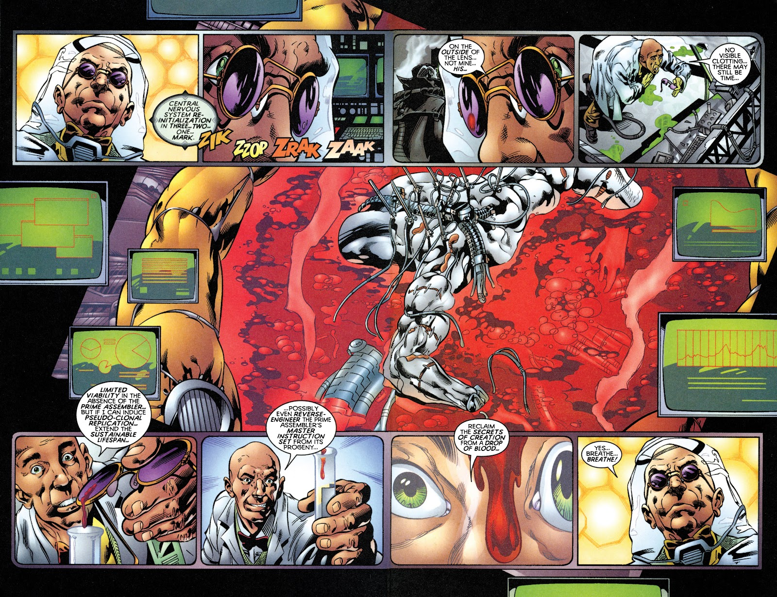 Bloodshot (1997) issue 15 - Page 3
