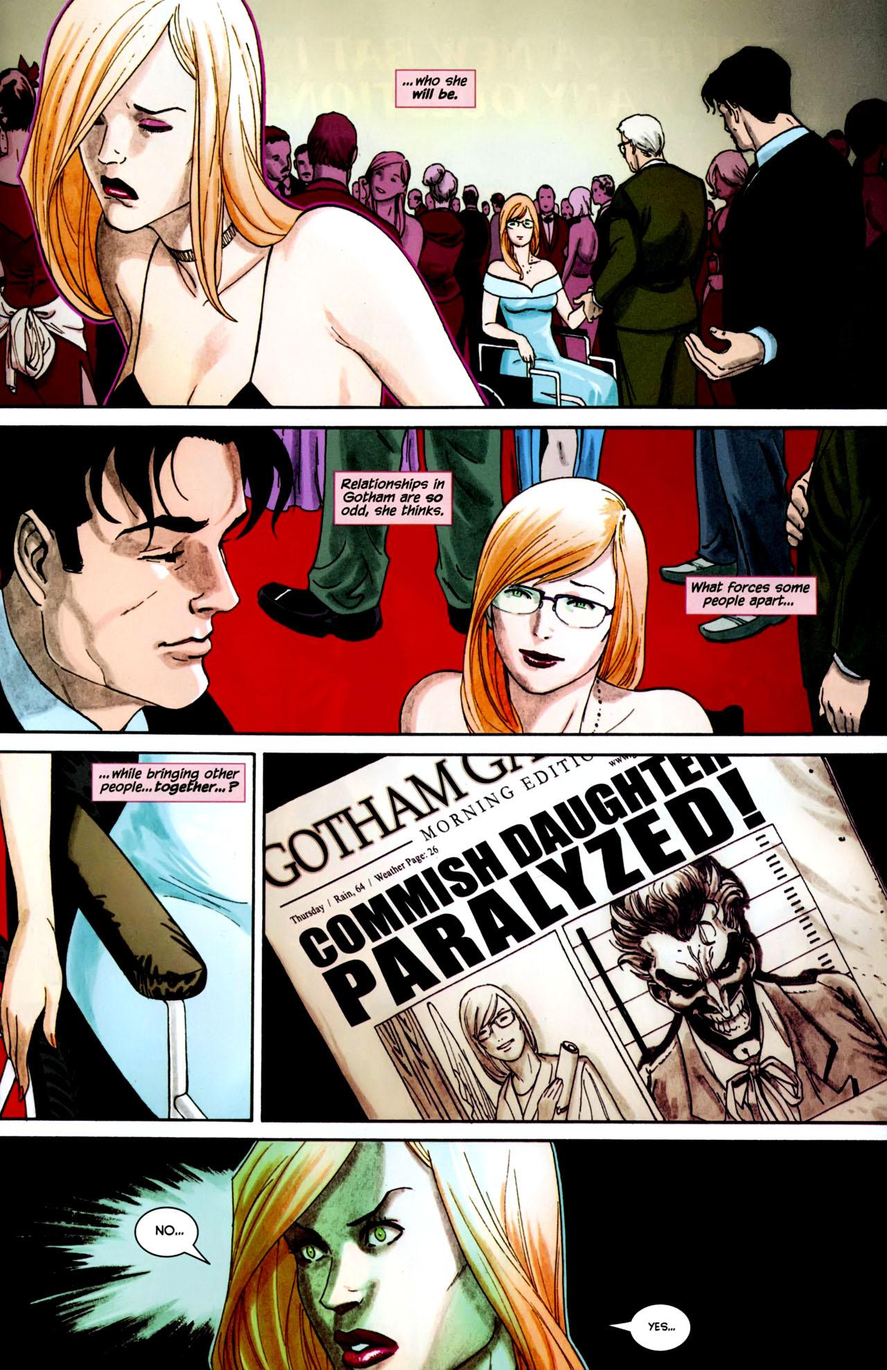 Read online Gotham Gazette comic -  Issue # Issue Batman Alive - 21