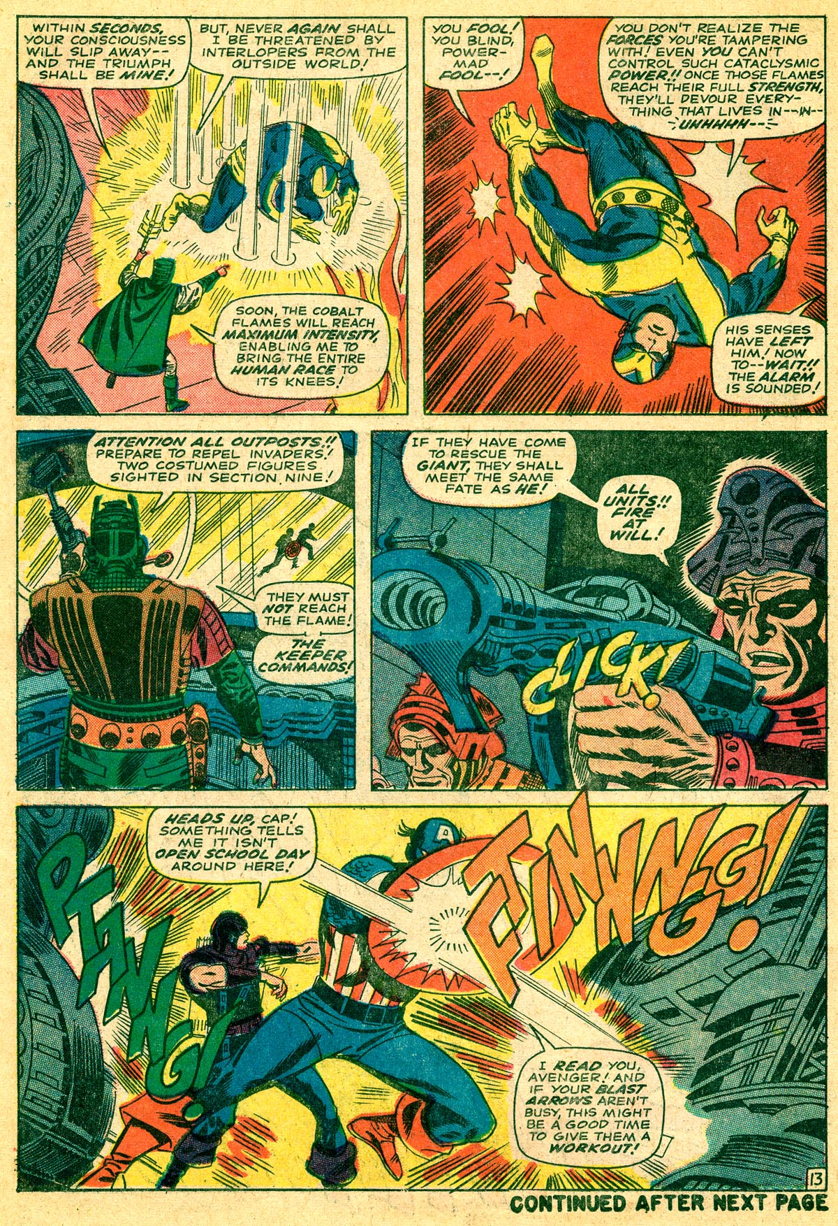 The Avengers (1963) 31 Page 17