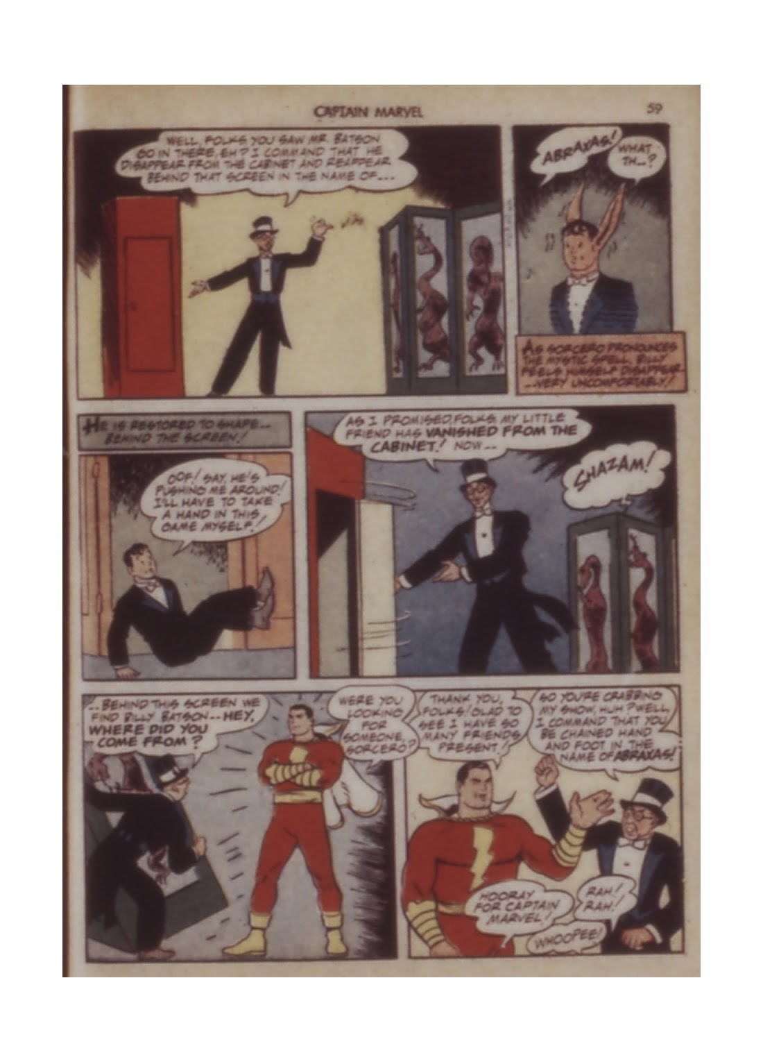 Captain Marvel Adventures issue 12 - Page 59