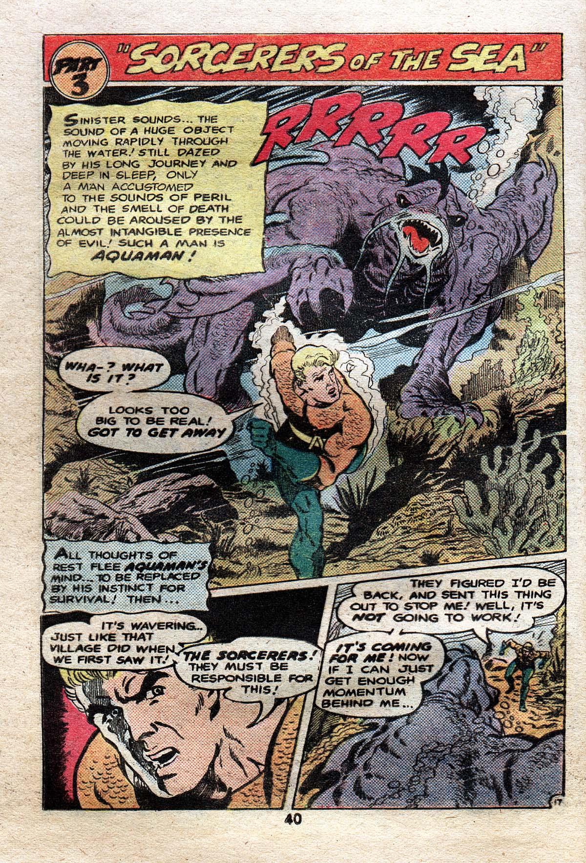 Read online Adventure Comics (1938) comic -  Issue #491 - 39