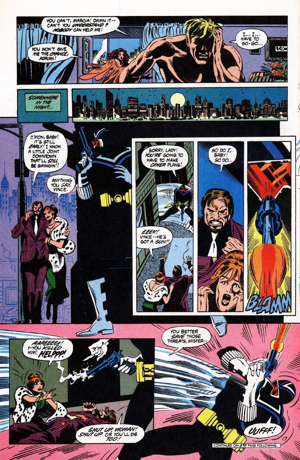 Vigilante (1983) issue 20 - Page 18
