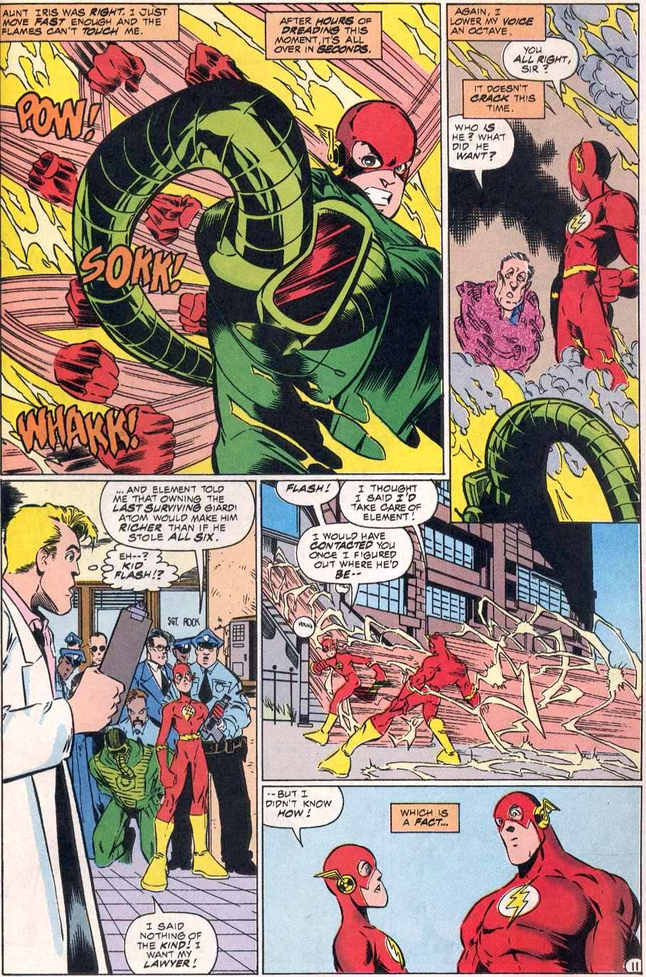 Read online The Flash (1987) comic -  Issue # _Annual 8 - 46