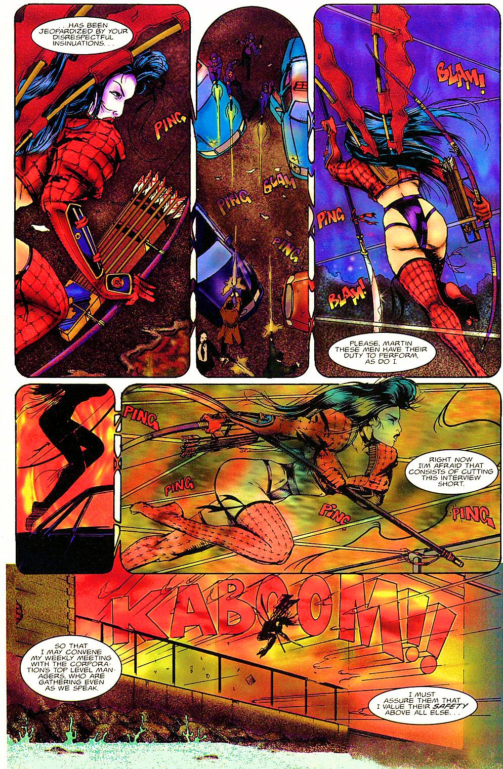 Read online Shi: The Way of the Warrior comic -  Issue #3 - 15