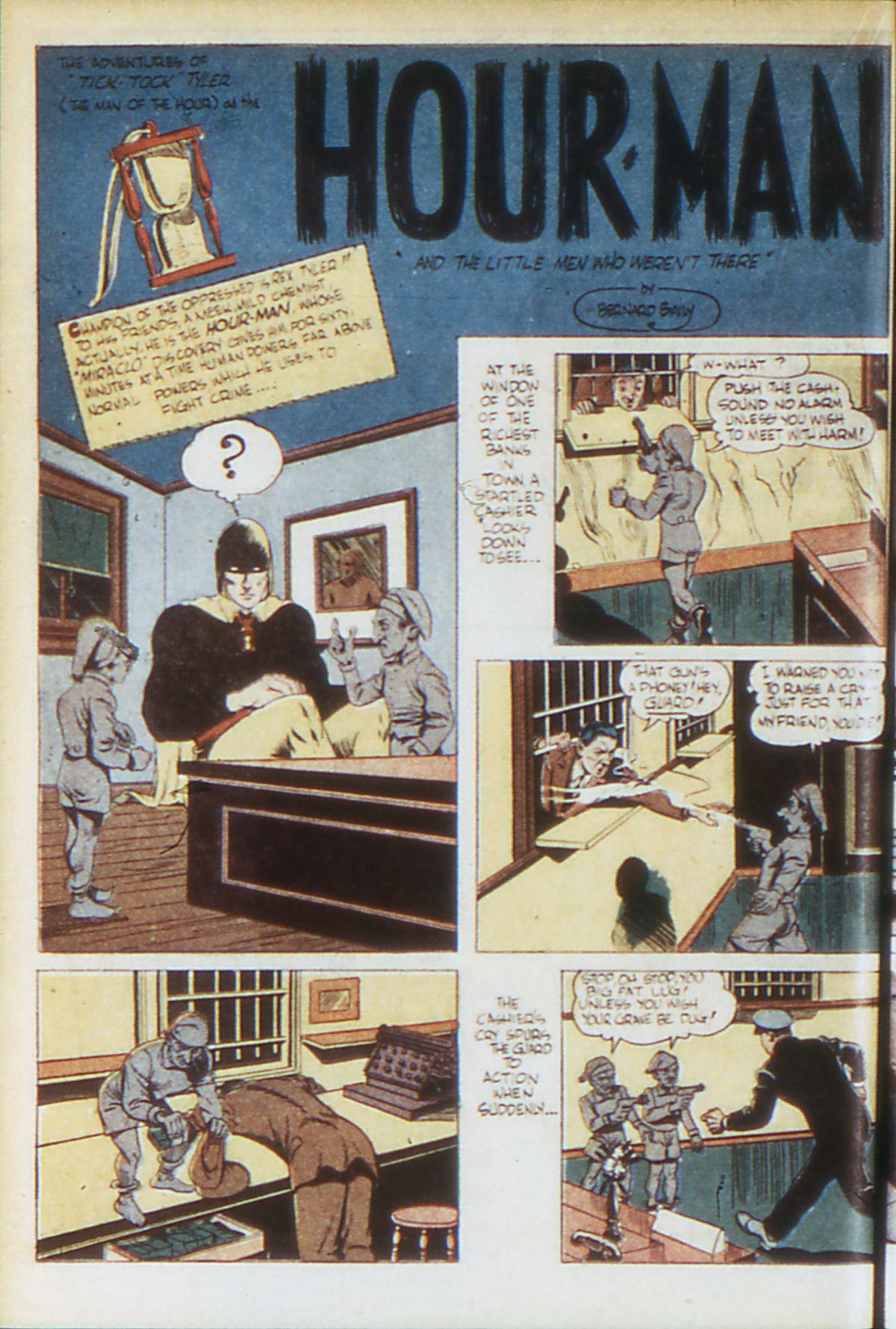 Read online Adventure Comics (1938) comic -  Issue #64 - 33