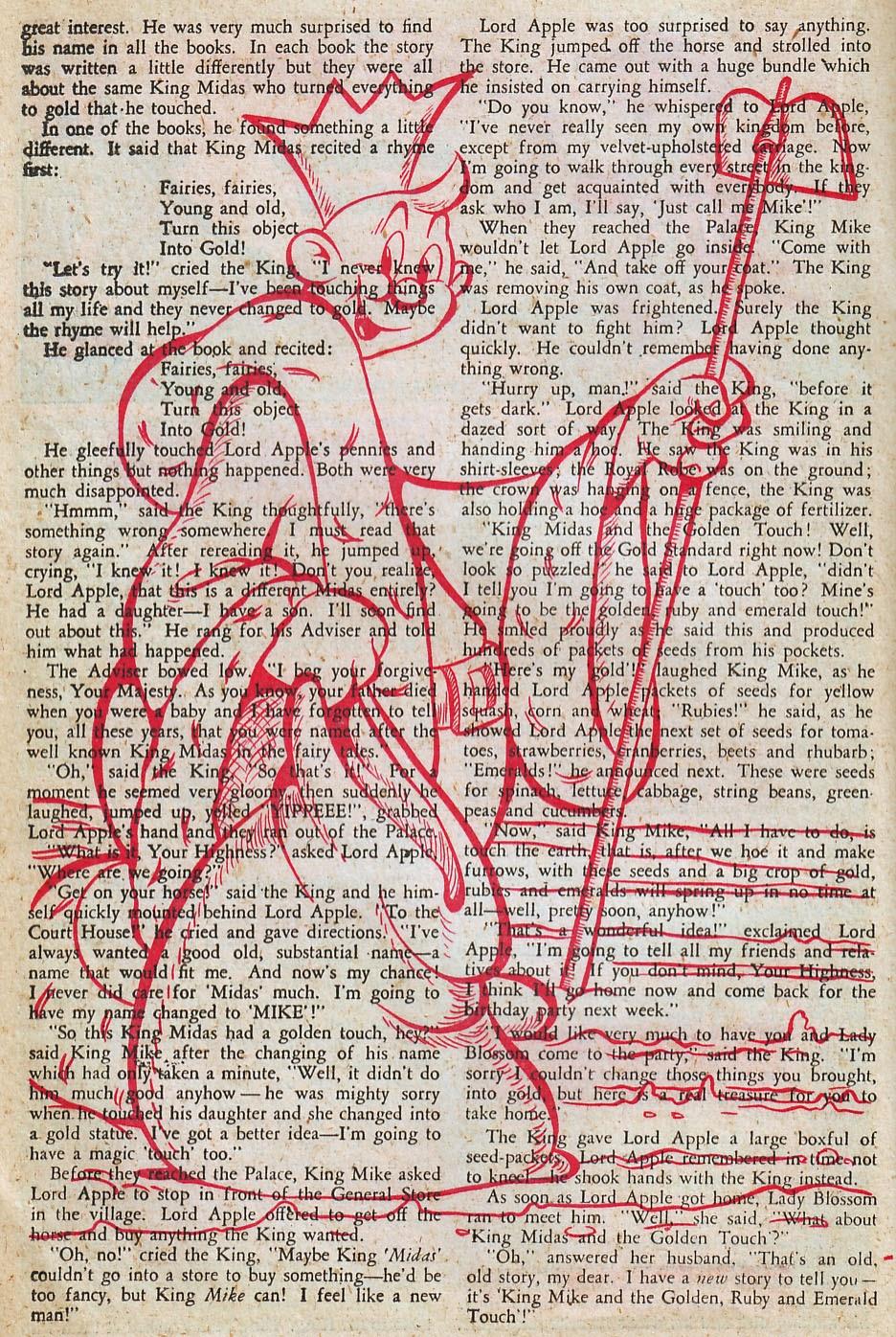 Jingle Jangle Comics issue 15 - Page 34
