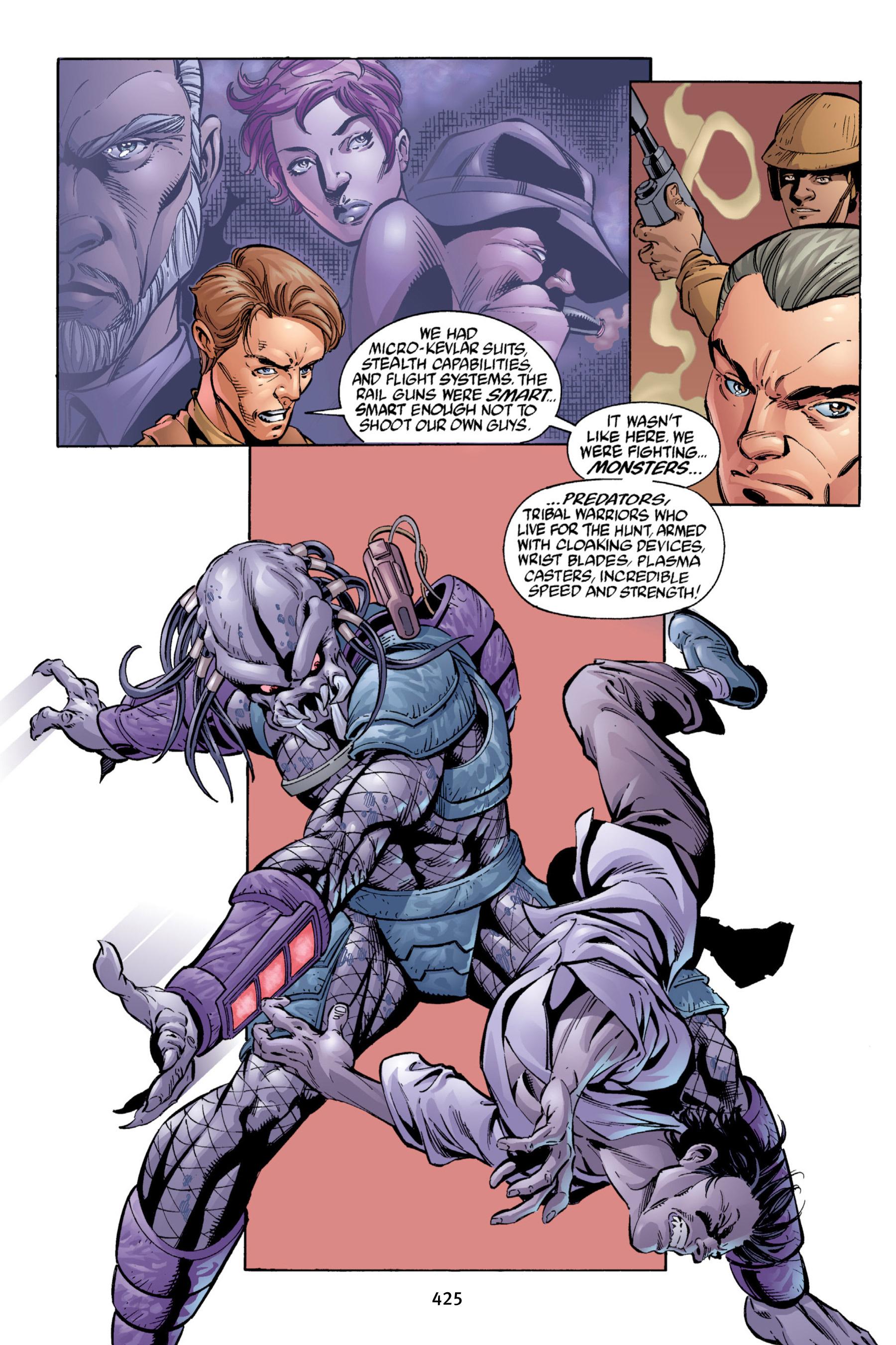 Read online Aliens vs. Predator Omnibus comic -  Issue # _TPB 2 Part 4 - 89
