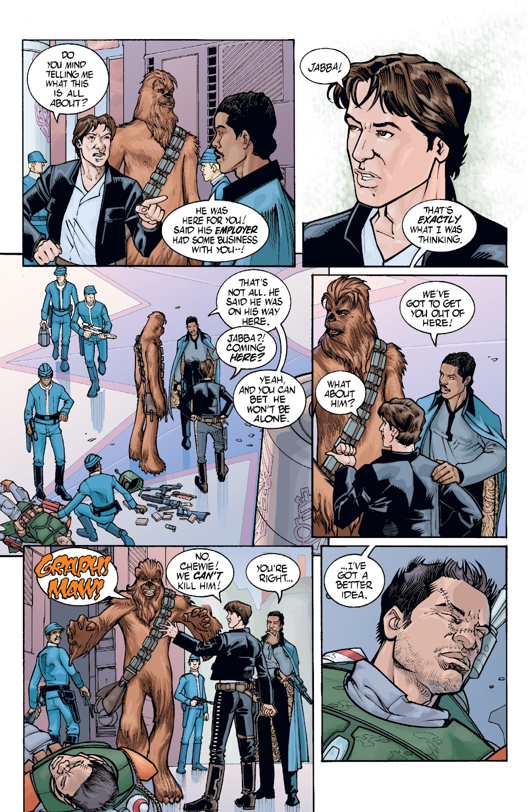 Read online Star Wars Legends: Infinities - Epic Collection comic -  Issue # TPB (Part 2) - 32
