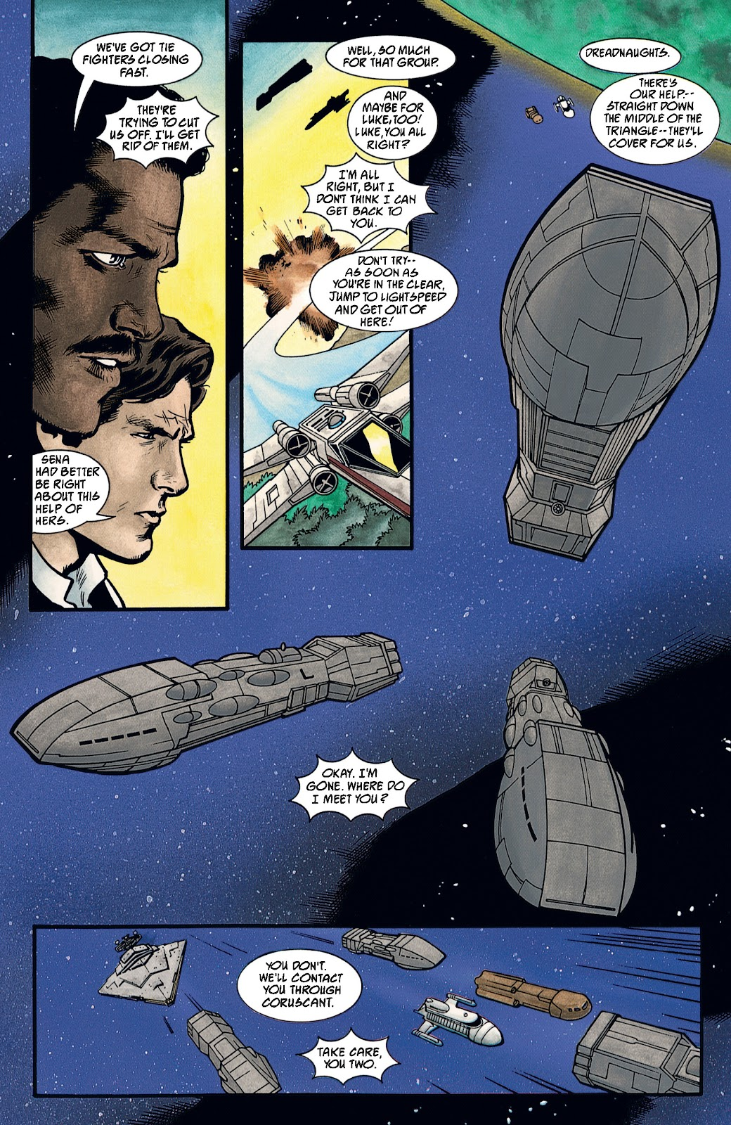 Read online Star Wars Legends: The New Republic - Epic Collection comic -  Issue # TPB 4 (Part 2) - 88