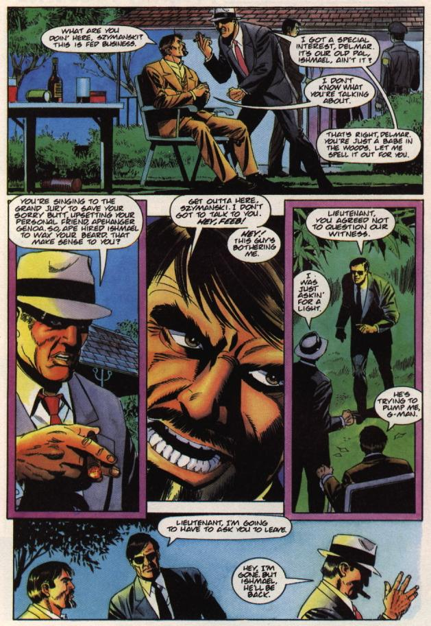 Read online Shadowman (1992) comic -  Issue #36 - 6