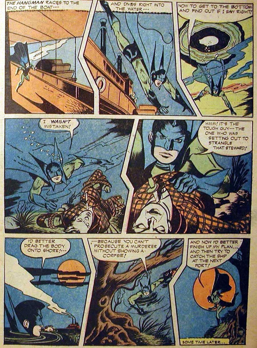 Hangman Comics issue 5 - Page 23