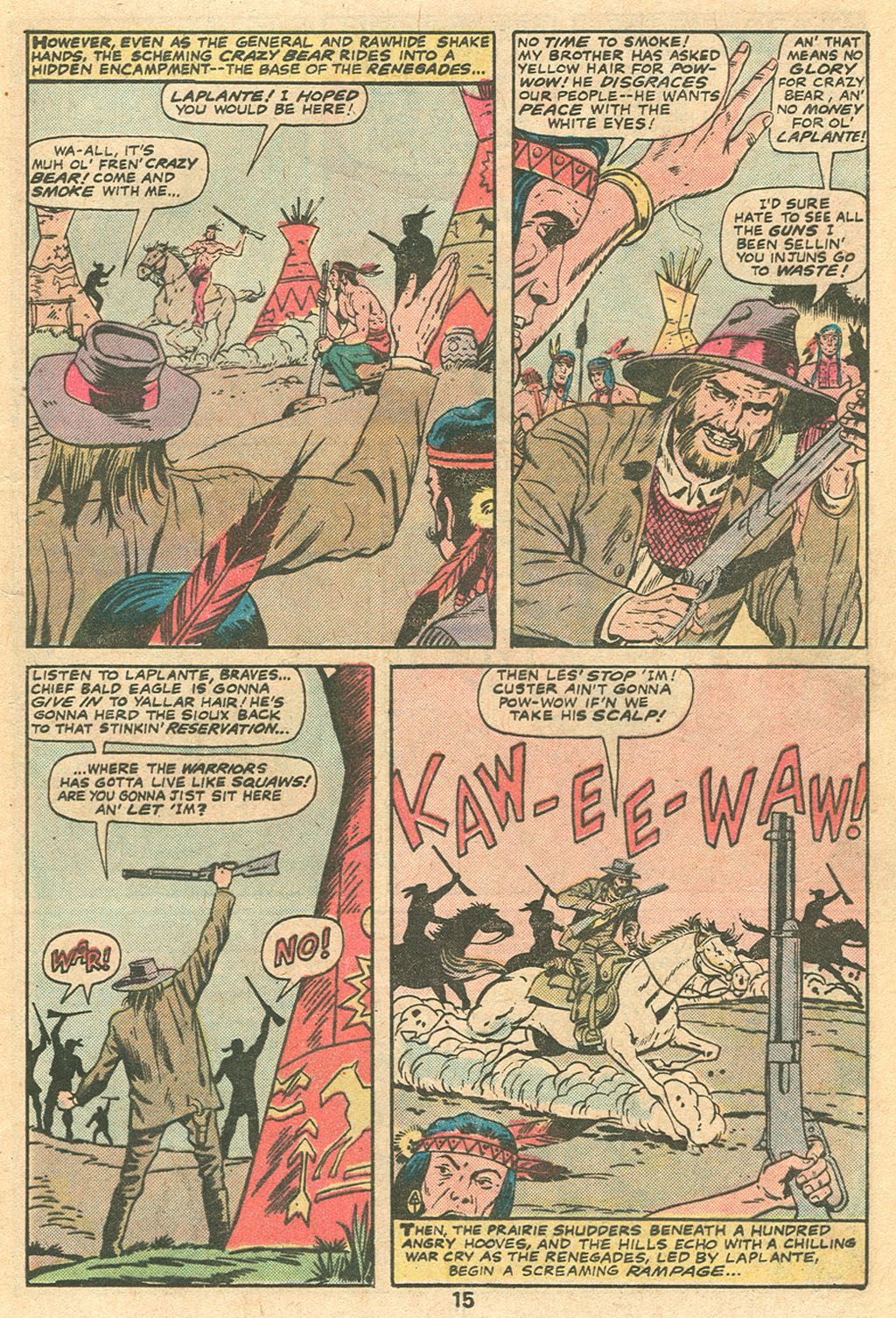 The Rawhide Kid (1955) issue 131 - Page 17