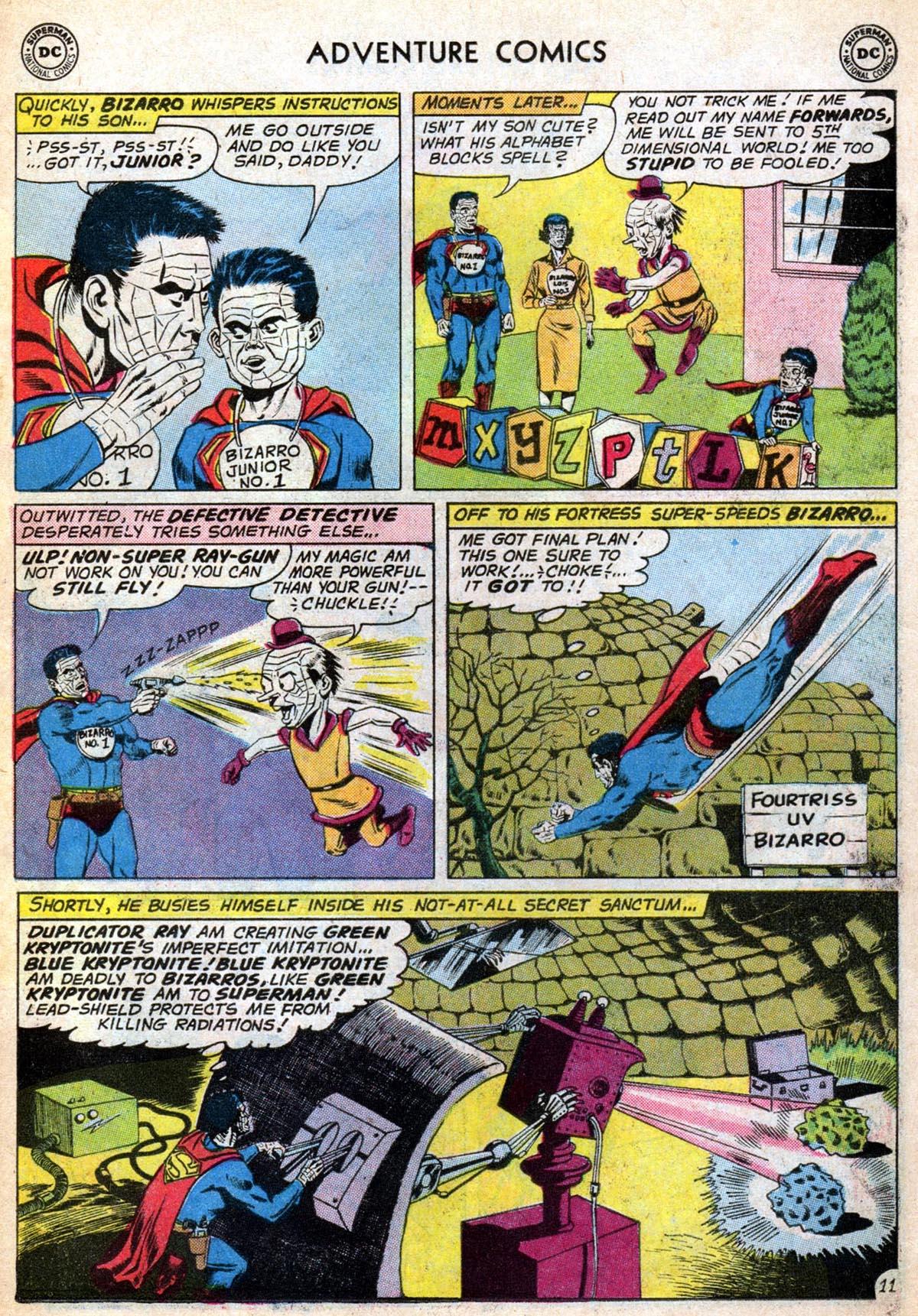 Read online Adventure Comics (1938) comic -  Issue #286 - 31