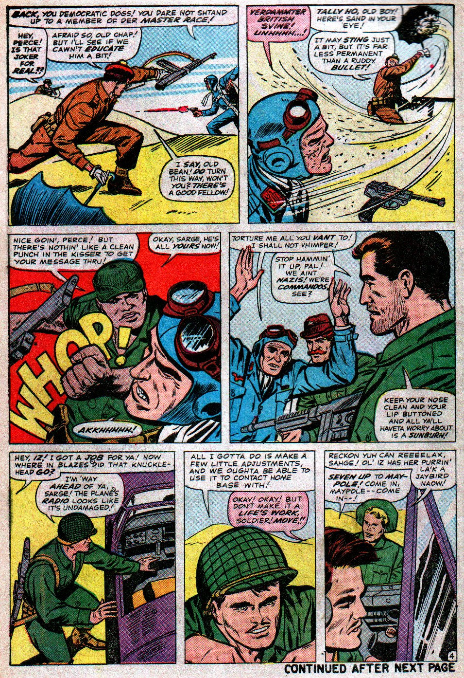 Read online Sgt. Fury comic -  Issue #17 - 6