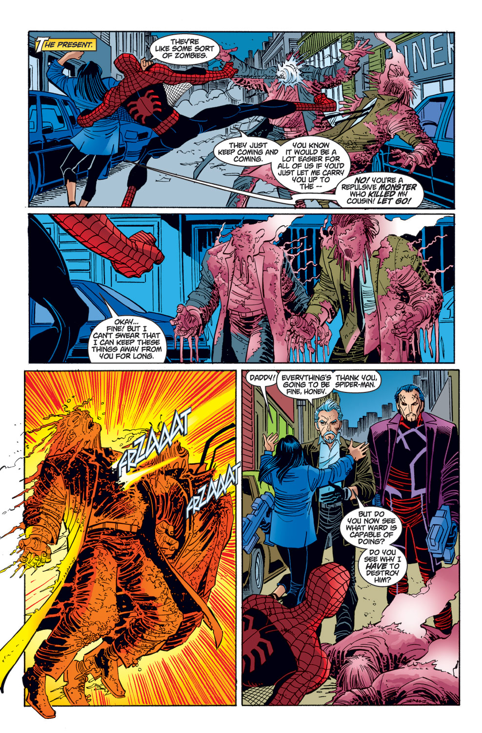 The Amazing Spider-Man (1999) 23 Page 22