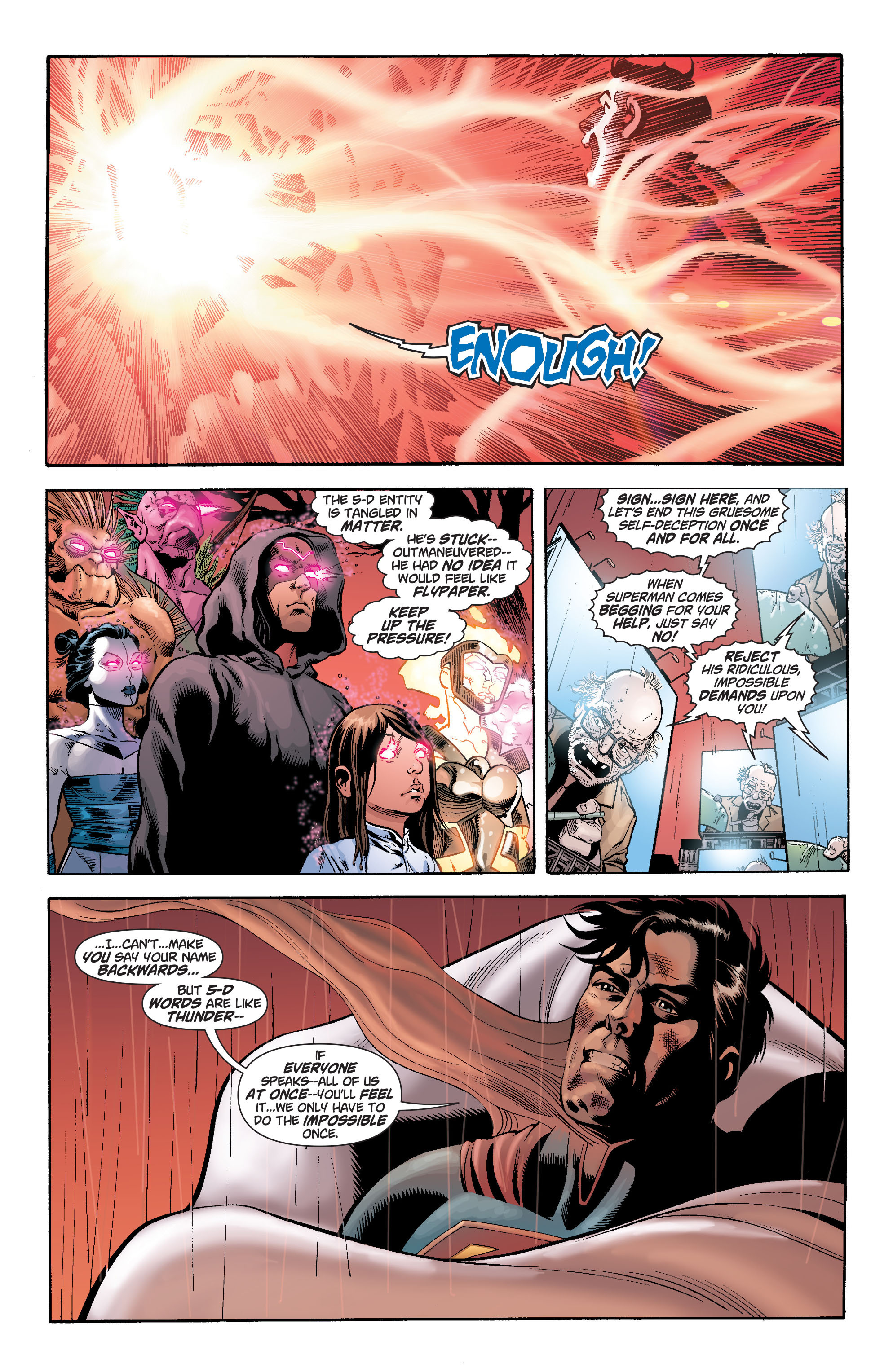 Read online Action Comics (2011) comic -  Issue #18 - 22