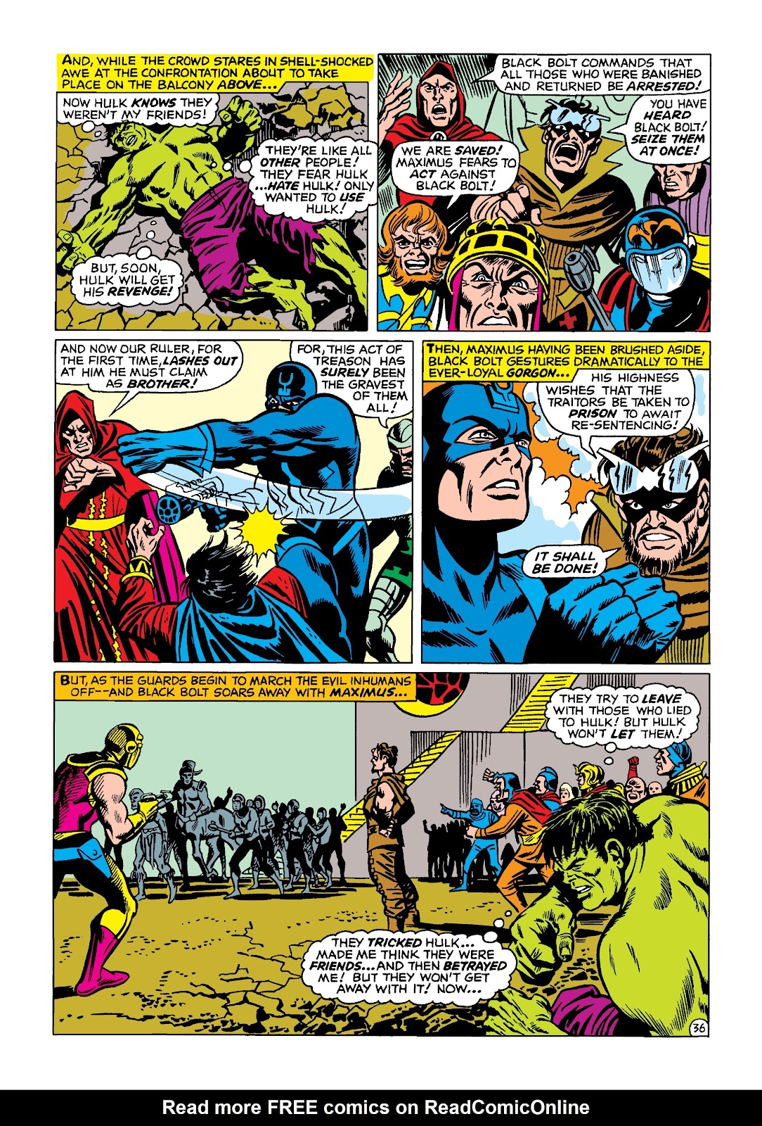 Read online Marvel Masterworks: The Incredible Hulk comic -  Issue # TPB 4 (Part 2) - 69