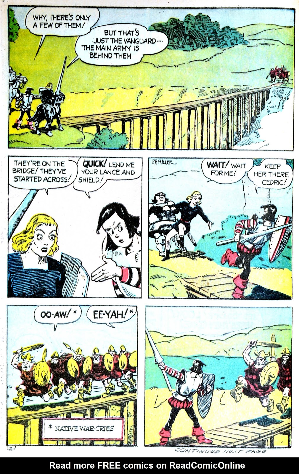 Read online Famous Funnies comic -  Issue #123 - 42