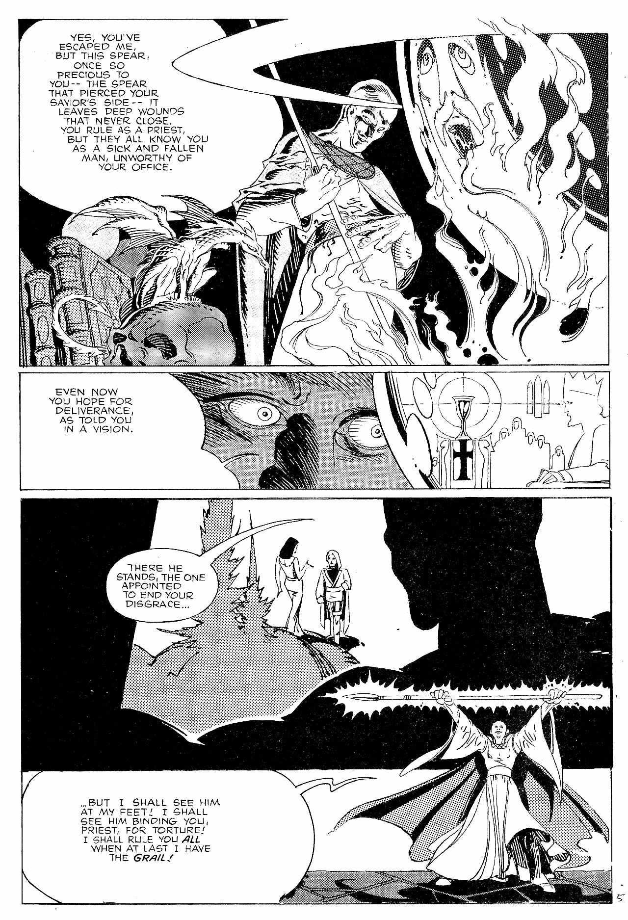 Read online Star*Reach comic -  Issue #10 - 8
