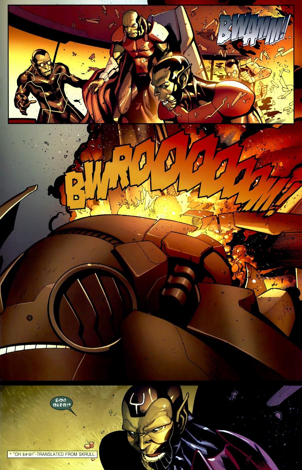 Read online Deadpool (2008) comic -  Issue #1 - 16