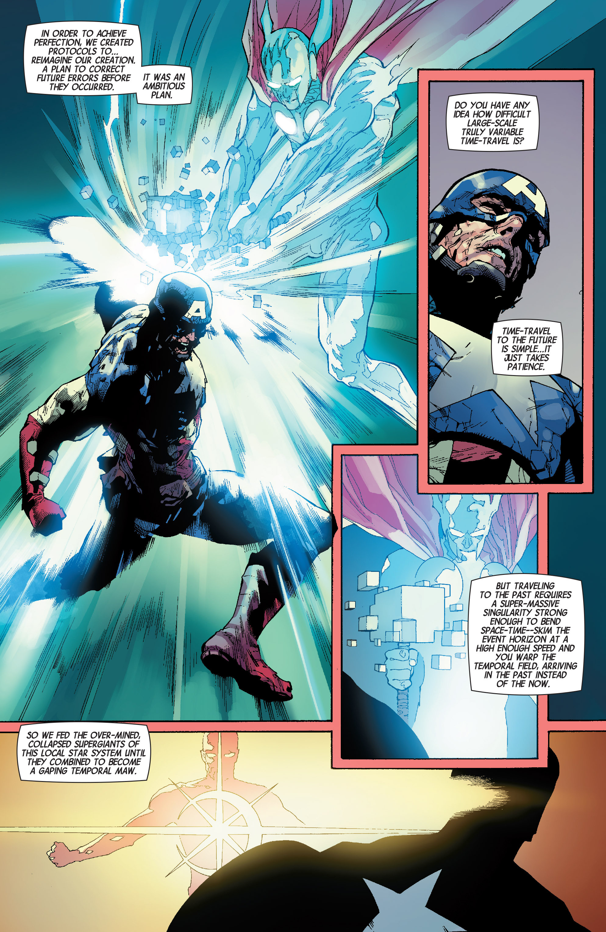 Read online Avengers (2013) comic -  Issue #33 - 16