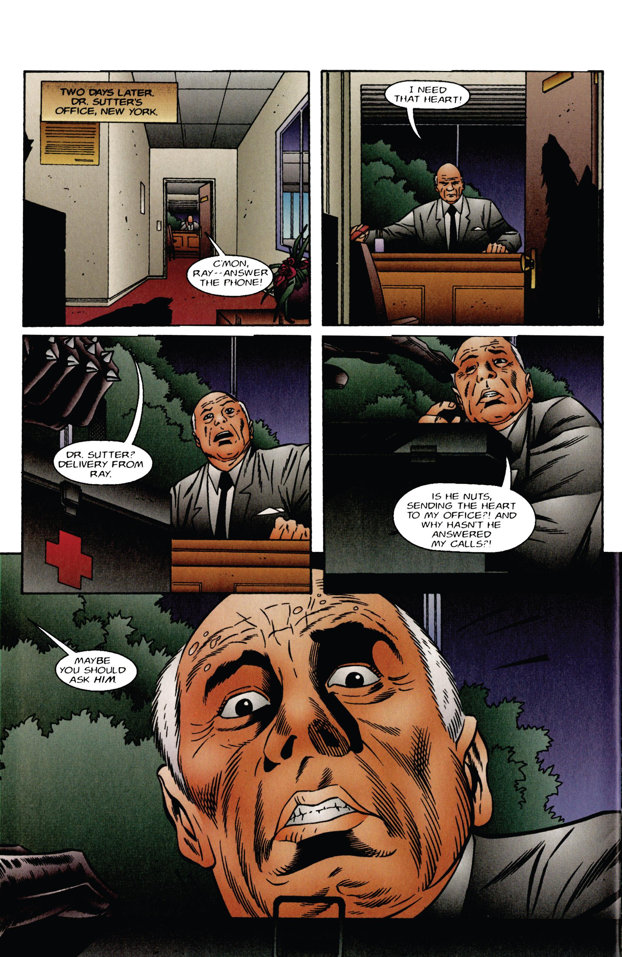 Read online Eternal Warrior (1992) comic -  Issue #40 - 22
