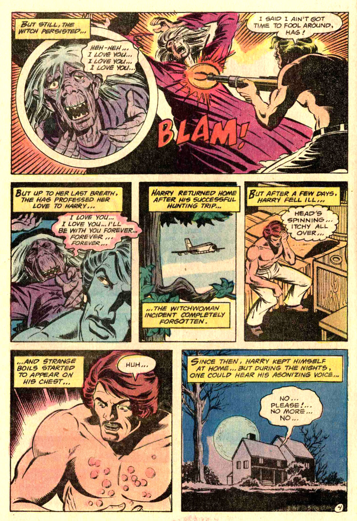 Read online Secrets of Haunted House comic -  Issue #42 - 8