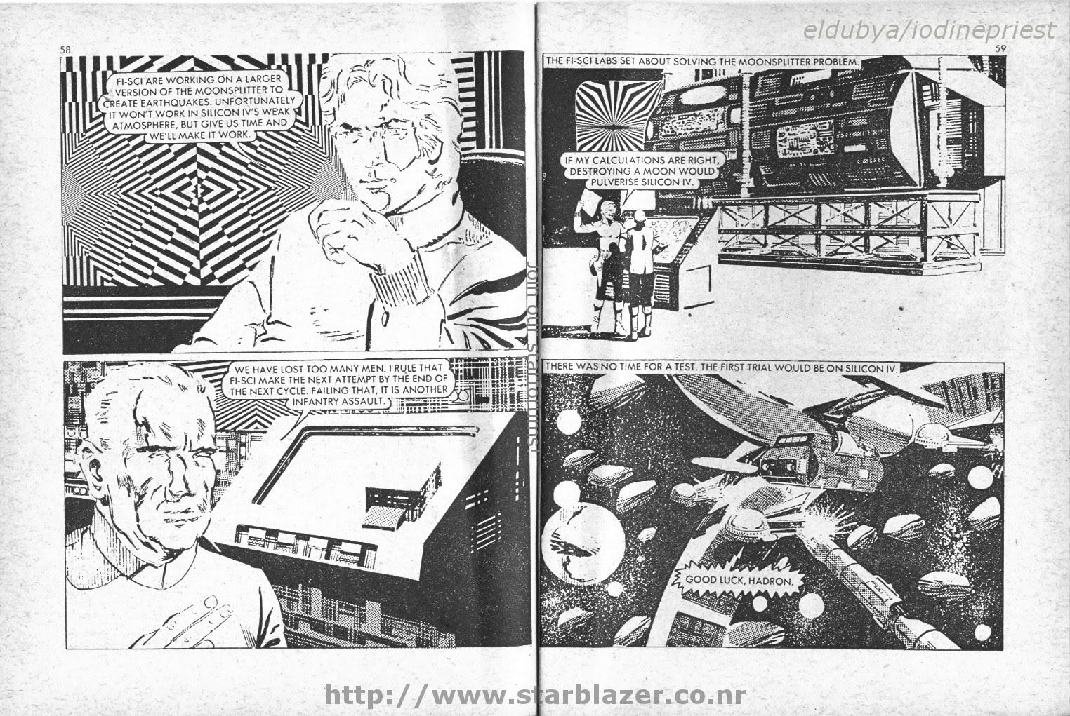 Starblazer issue 50 - Page 31
