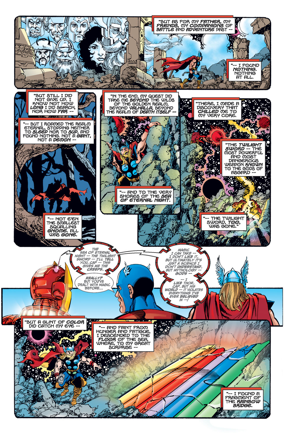 Avengers (1998) issue 1 - Page 23