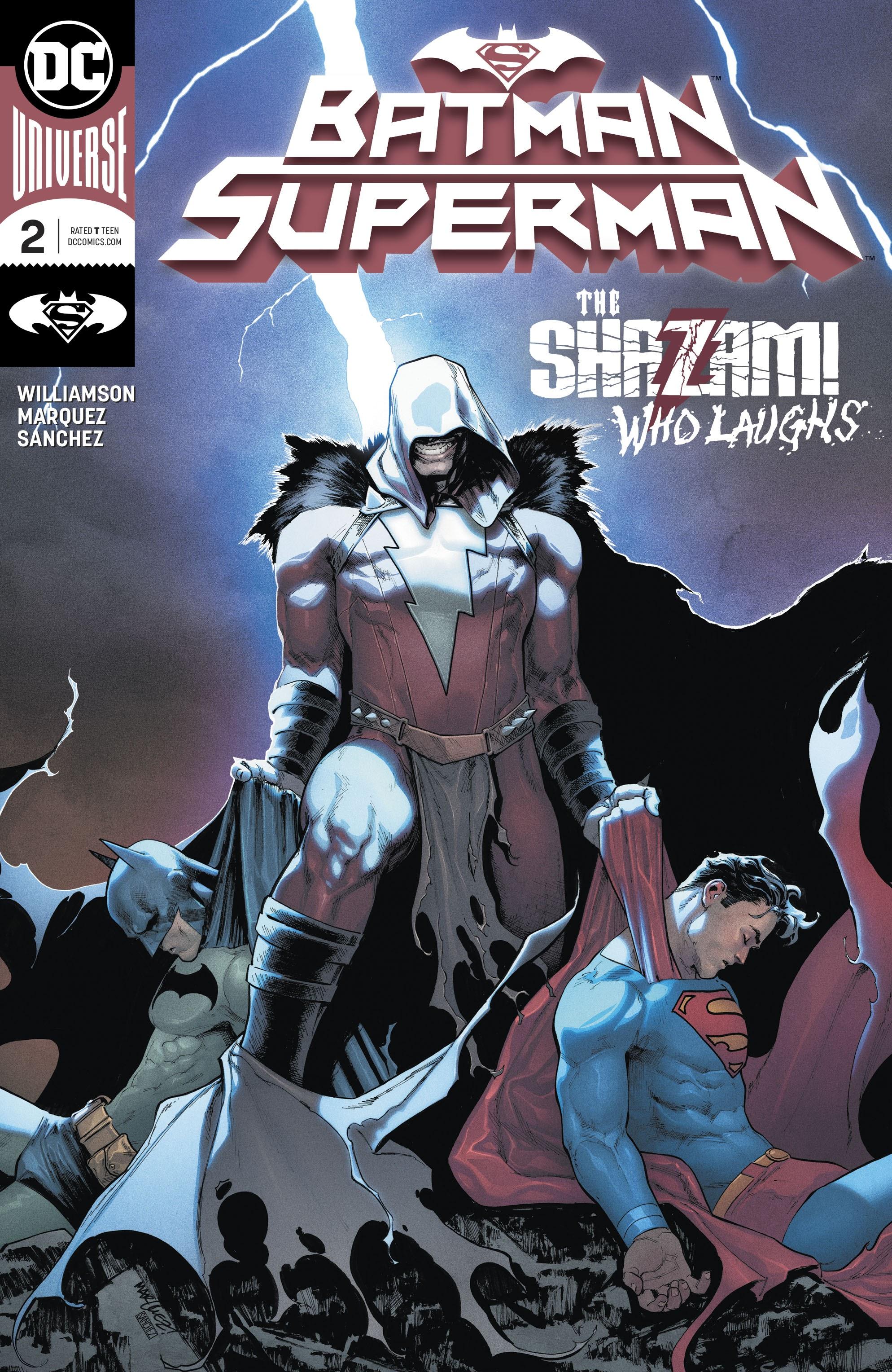 Batman/Superman (2019) issue 2 - Page 1