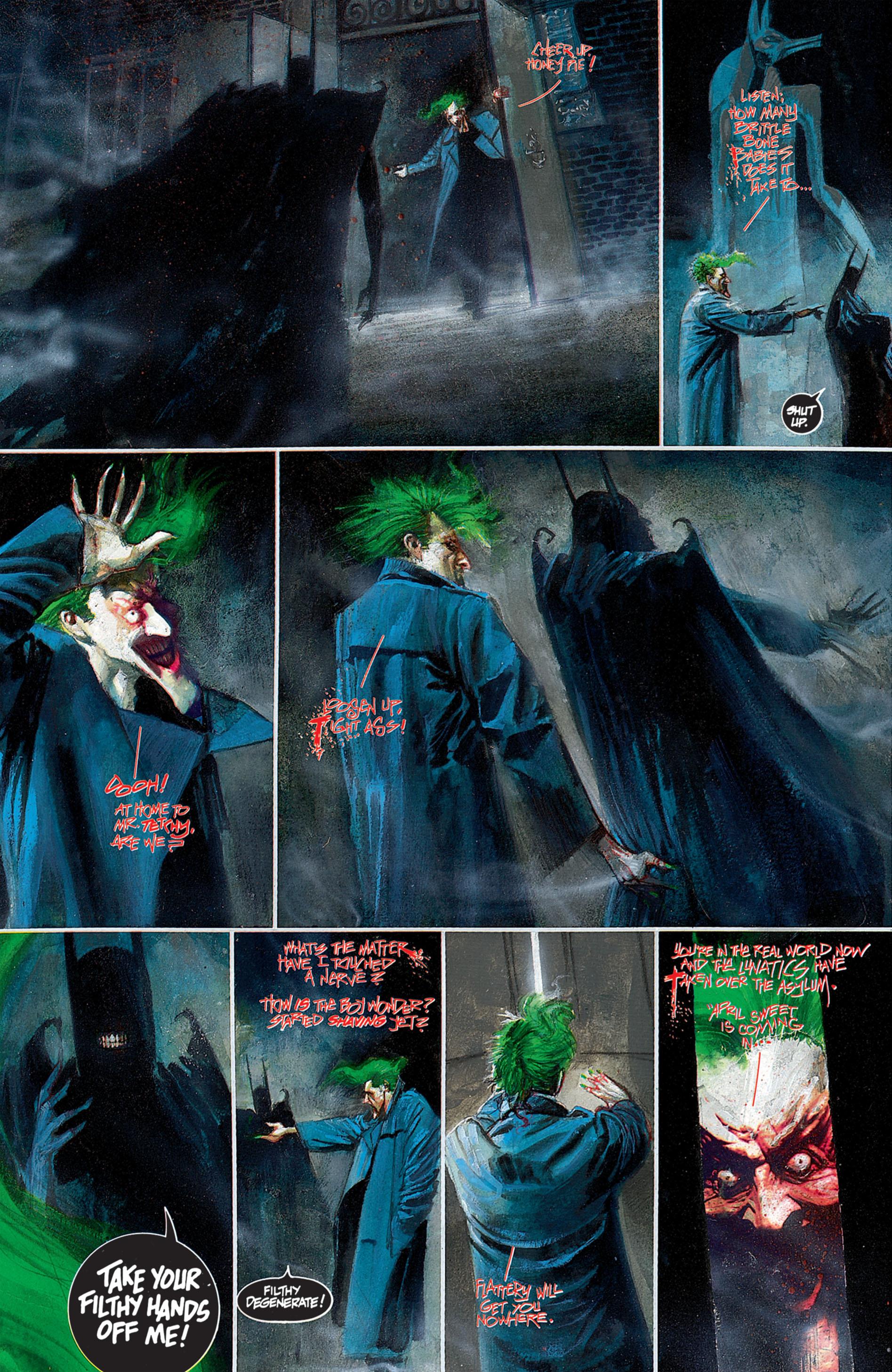 Read online Arkham Asylum comic -  Issue #Arkham Asylum Full - 29