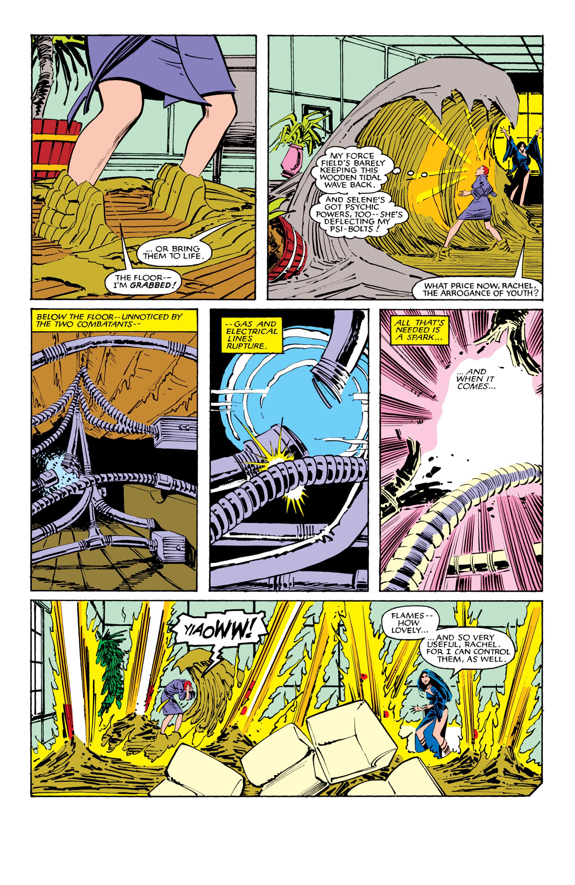 Read online Uncanny X-Men (1963) comic -  Issue #184 - 17