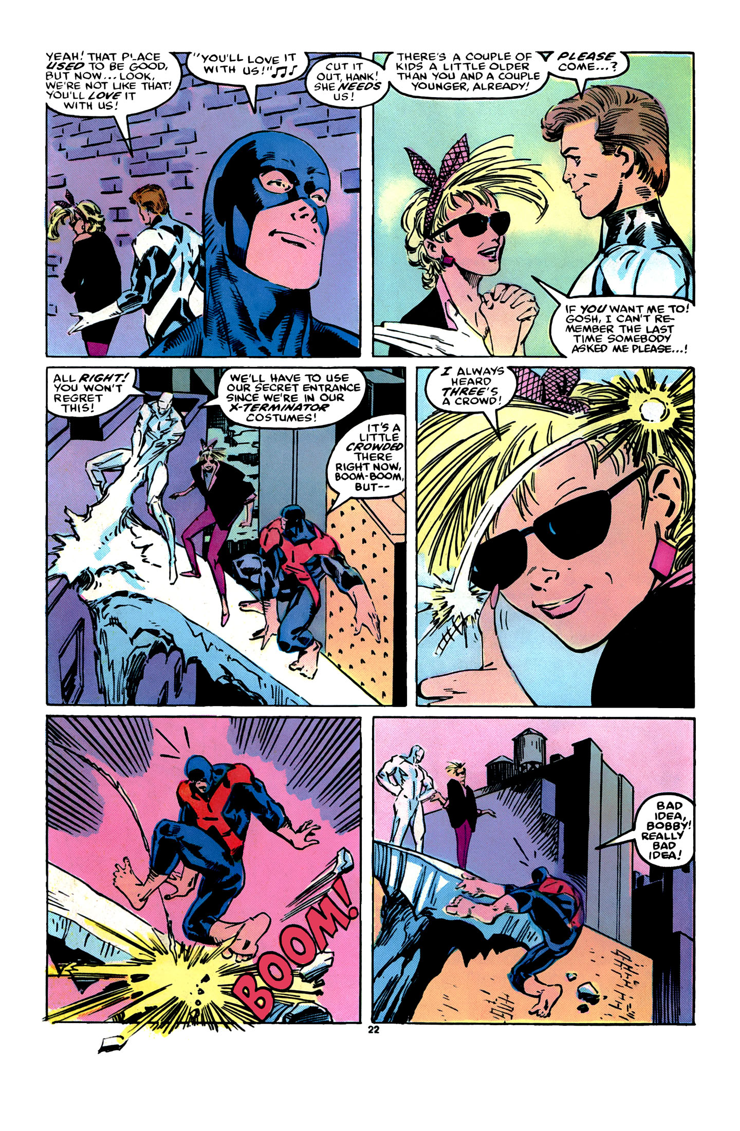 Read online X-Factor (1986) comic -  Issue #12 - 24