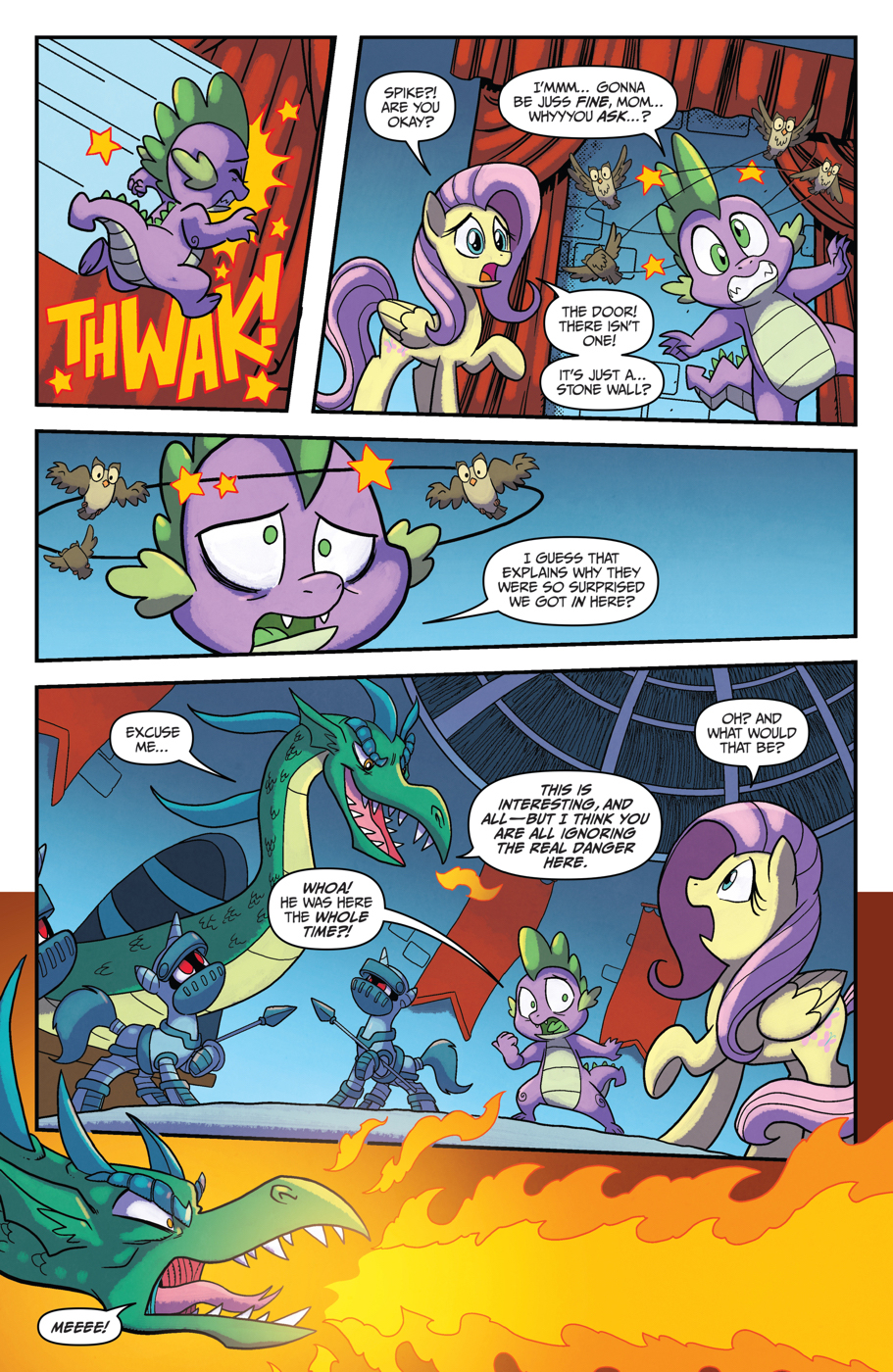 Read online My Little Pony: Friendship is Magic comic -  Issue #53 - 6
