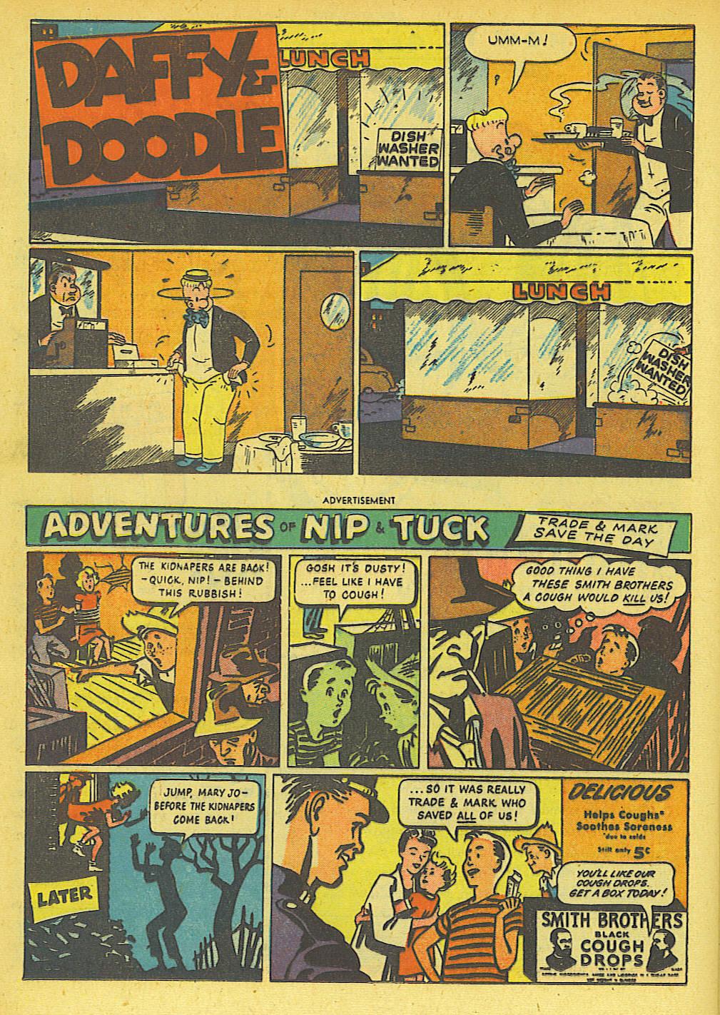 Read online Adventure Comics (1938) comic -  Issue #136 - 34