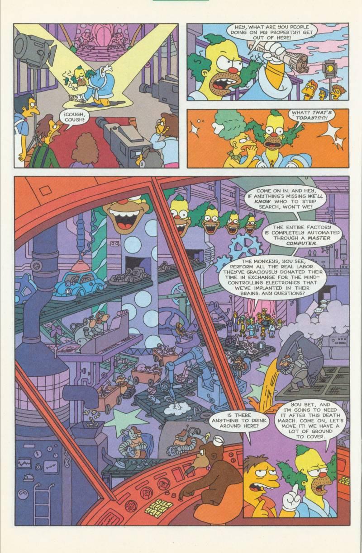 Read online Simpsons Comics comic -  Issue #41 - 11