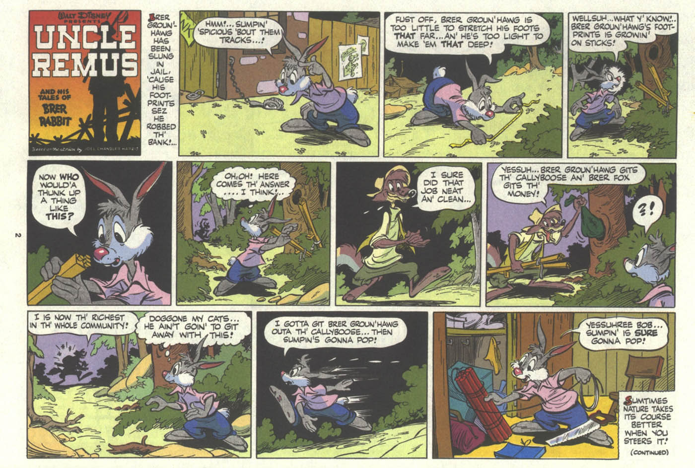 Walt Disney's Comics and Stories issue 576 - Page 34