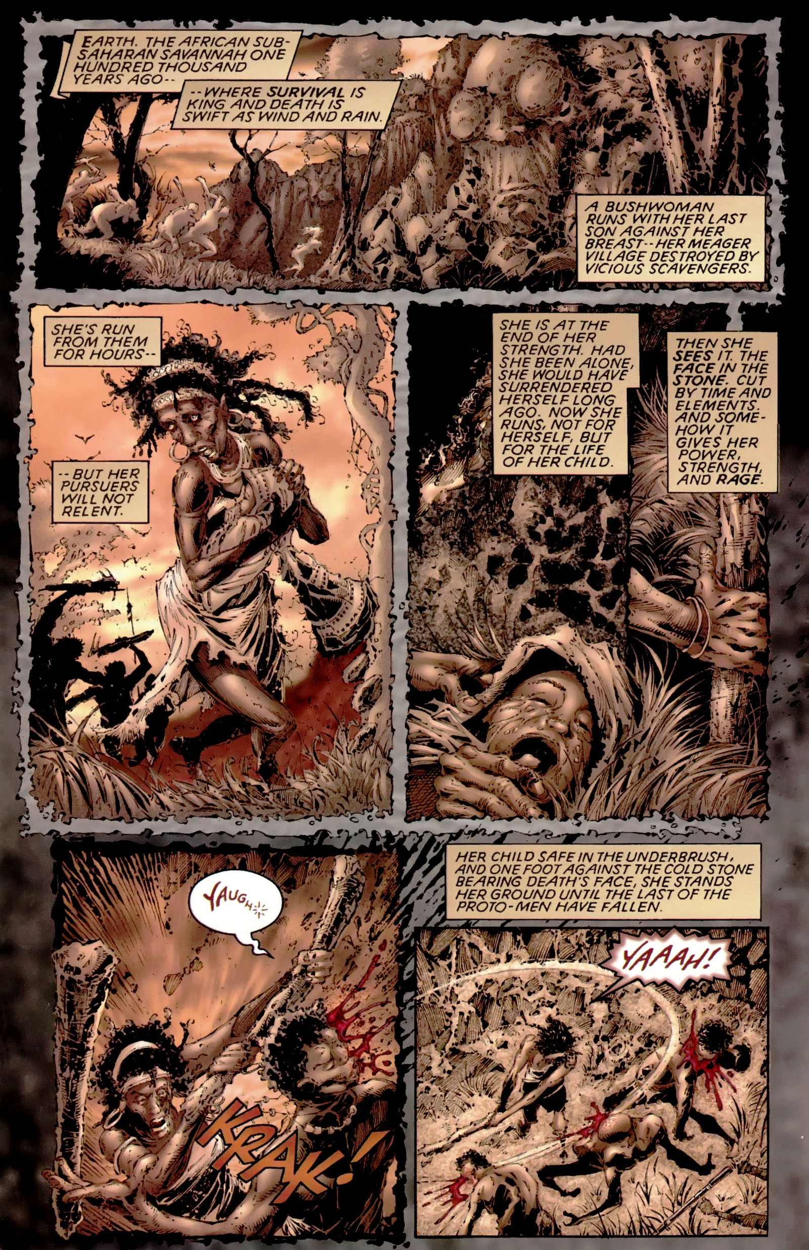 Curse of the Spawn 9 Page 6